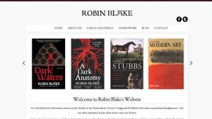 Robin Blake - Author