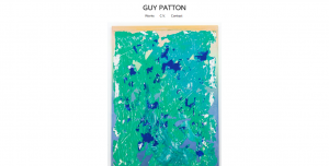 Guy Patton | Artist
